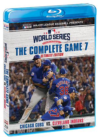 2016 World Series: The Complete Game 7 [Ultimate Edition]