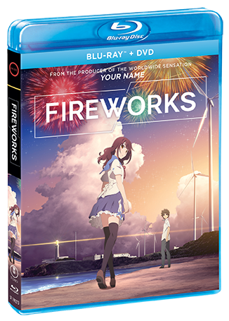 Fireworks + Exclusive Lithograph