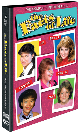 The Facts Of Life: Season Five