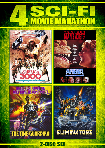 Sci-Fi Movie Marathon [4 Films]