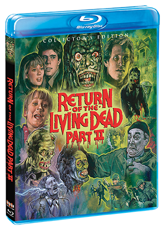 Return Of The Living Dead Part II [Collector's Edition]