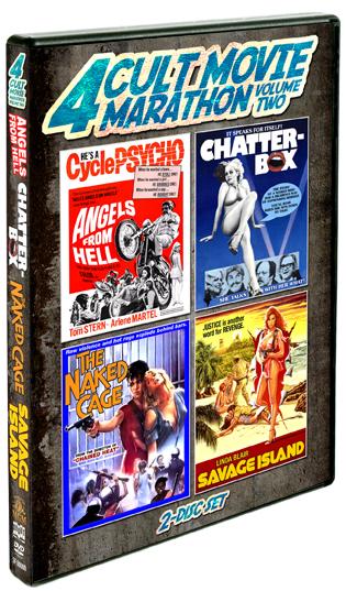 Cult Movie Marathon: Vol. 2