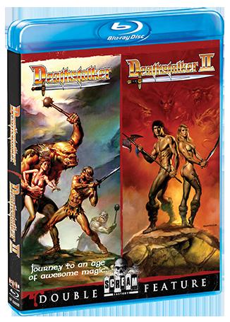 Deathstalker / Deathstalker II [Double Feature]