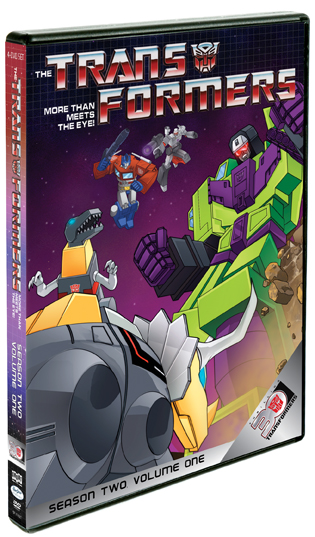 The Transformers: Season Two, Vol. 1 [30th Anniversary Edition]