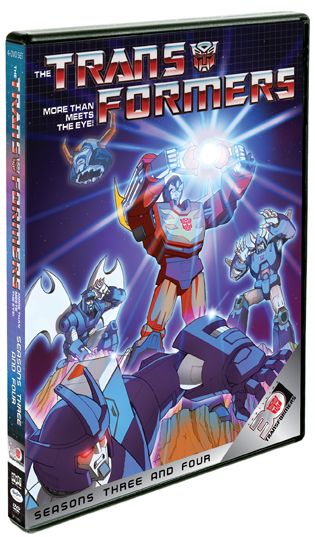 The Transformers: Seasons Three And Four [30th Anniversary Edition]