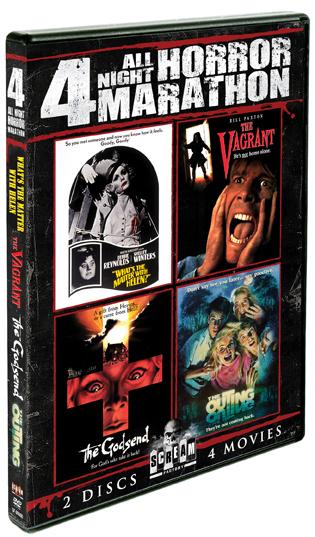 All Night Horror Marathon: Vol. 1 [4 Films]