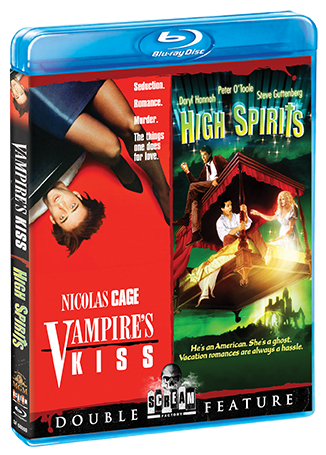 Vampire's Kiss / High Spirits [Double Feature]