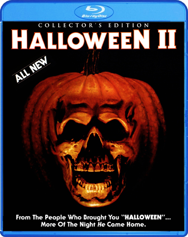 Halloween II [Collector's Edition] - Blu-ray/DVD | Shout! Factory