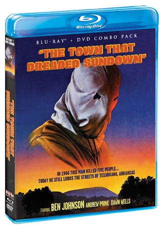 The Town That Dreaded Sundown [with The Evictors on DVD]