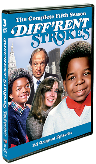 Diff'rent Strokes: Season Five