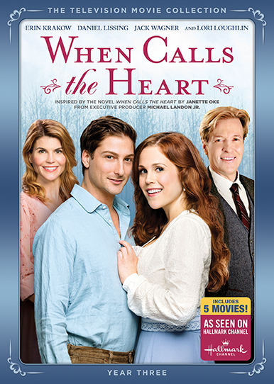 When Calls The Heart: Year Three [The Television Movie Collection]