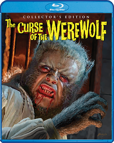 The Curse Of The Werewolf [Collector's Edition] + Exclusive Poster