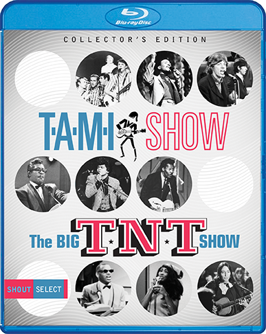T.A.M.I. Show / The Big T.N.T. Show [Collector's Edition] + Exclusive Posters!