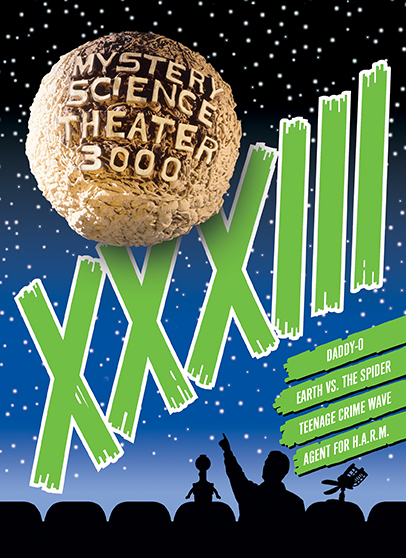 MST3K: Volume XXXIII