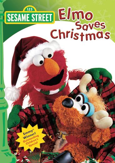 Elmo Saves Christmas.Elmo Saves Christmas