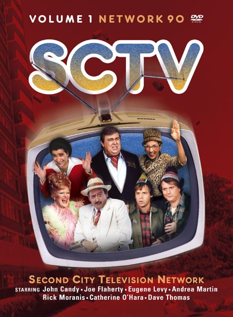 SCTV: Vol. 1 - Network 90