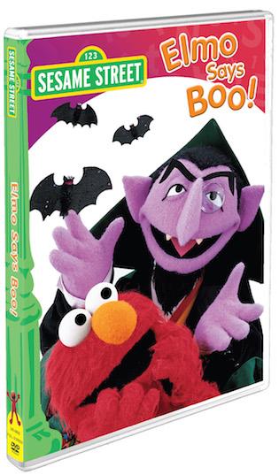 Elmo Says Boo!