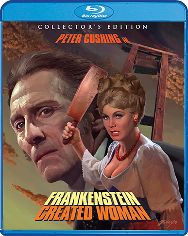 Frankenstein Created Woman [Collector's Edition]