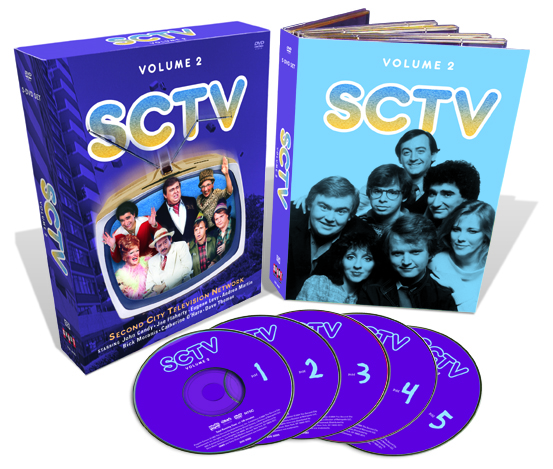 Sctv: SCTV: Vol. 2 - DVD