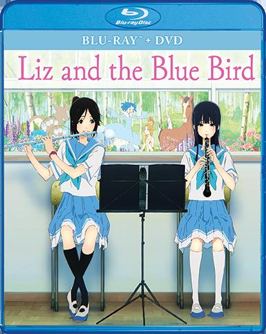 Liz And The Blue Bird + Exclusive Film Strip