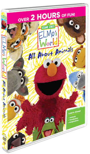 Elmo S World All About Animals