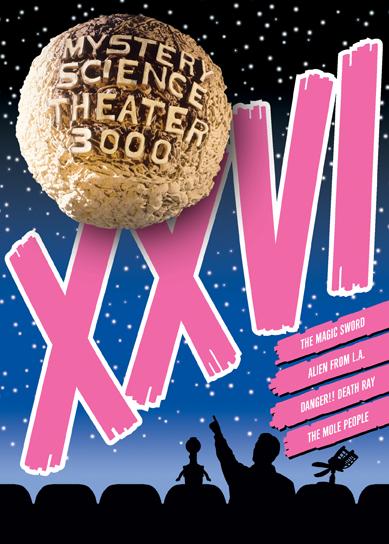 MST3K: Volume XXVI