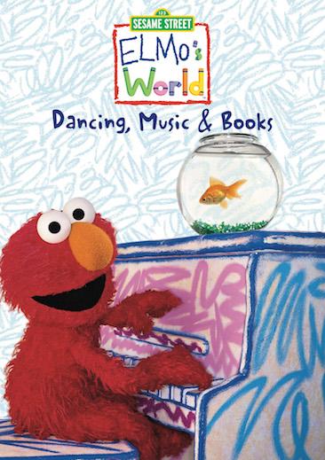 Elmo's World: Dancing, Music & Books