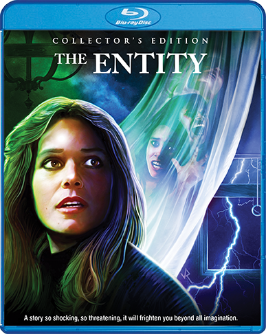 The Entity [Collector's Edition] + Exclusive Poster