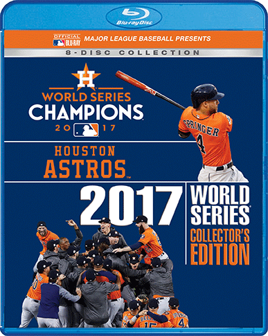 2017 World Series Collector's Edition: Houston Astros