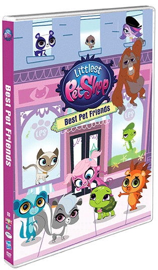 Littlest Pet Shop: Best Pet Friends
