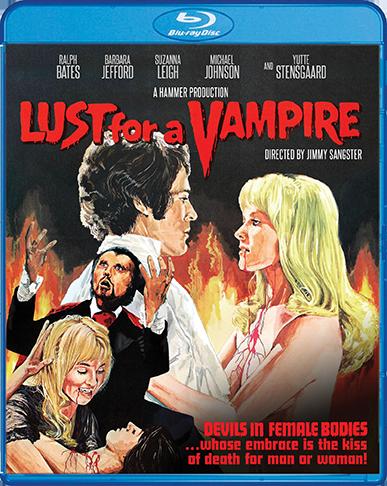 Lust For A Vampire