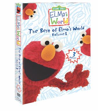 Elmo's World: The Best Of Elmo's World Volume 2