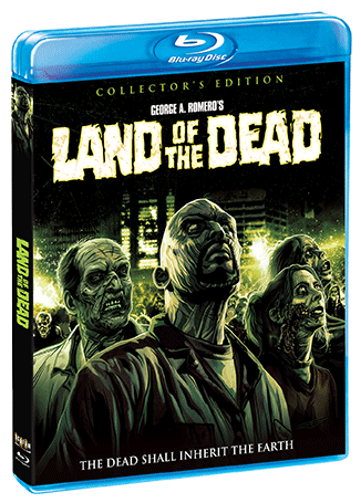 Land Of The Dead [Collector's Edition]