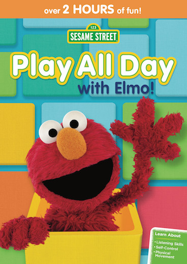 Play All Day With Elmo!