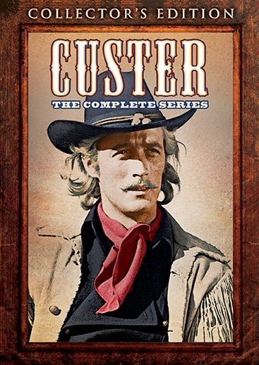 Custer: The Complete Series [Collector's Edition]