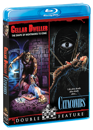 Cellar Dweller / Catacombs [Double Feature]