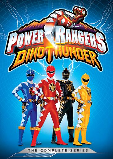 power rangers streaming