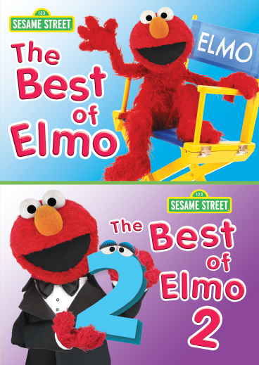 The Best Of Elmo / The Best Of Elmo 2