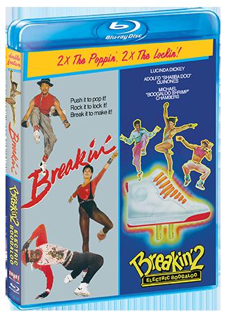 Breakin' / Breakin' 2: Electric Boogaloo [Double Feature]