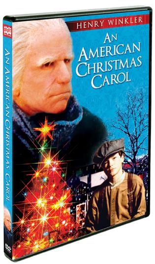 an american christmas carol dvd shout factory - American Christmas Carol