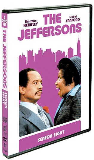 The Jeffersons: Season Eight