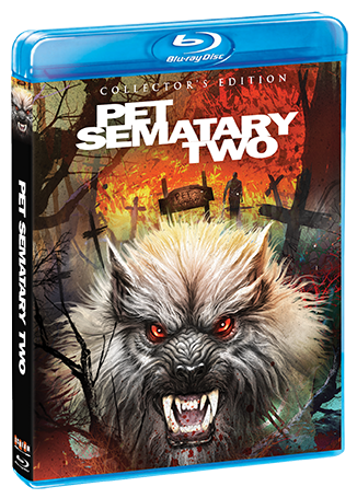 Pet Sematary Two [Collector's Edition] + Exclusive Poster