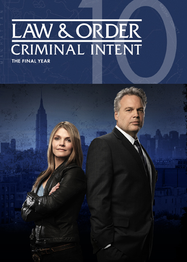 Law & Order: Criminal Intent - The Final Year