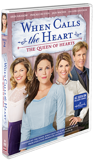 When Calls The Heart: The Queen Of Hearts