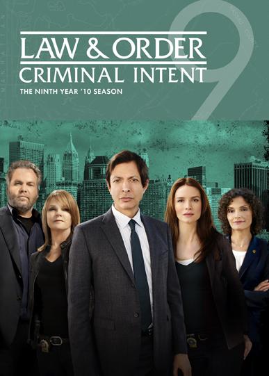 Law & Order: Criminal Intent - Year Nine