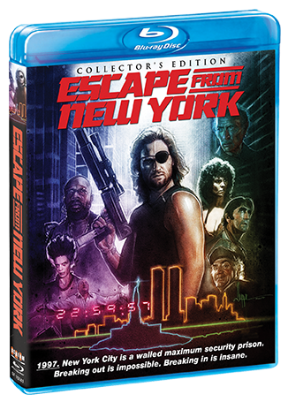 Escape From New York [Collector's Edition]