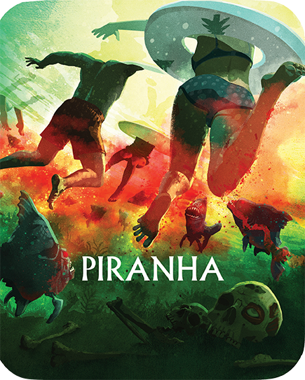 Piranha [Limited Edition Steelbook]