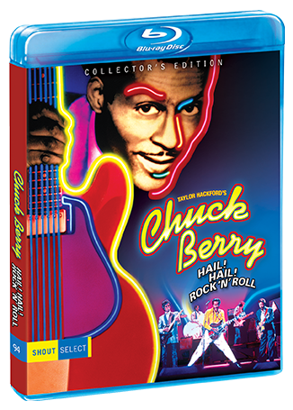 Chuck Berry Hail! Hail! Rock 'N' Roll [Collector's Edition] + Johnny B. Bad: Chuck Berry and the Making of Hail! Hail! Rock 'N' Roll
