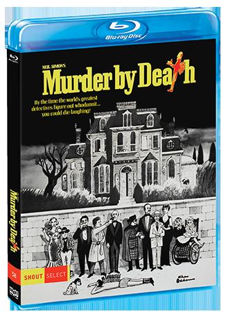 murder by death 1976 trailer