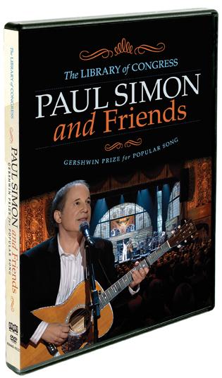 Paul Simon And Friends
